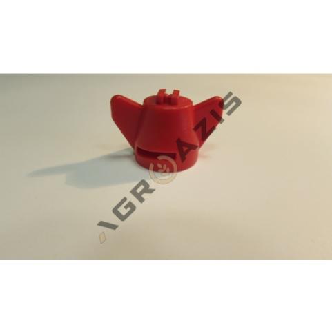 Fúvóka, F110-04 piros