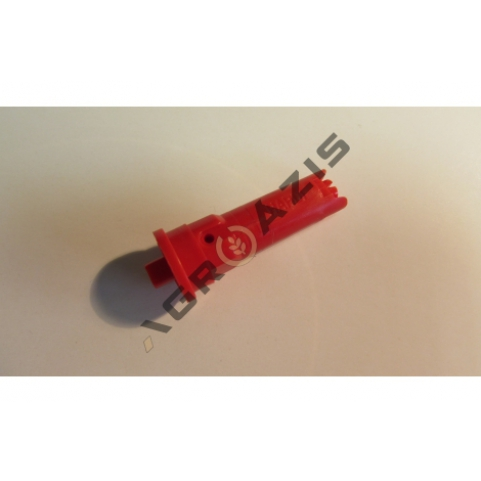 Fúvóka, Injet 04 piros
